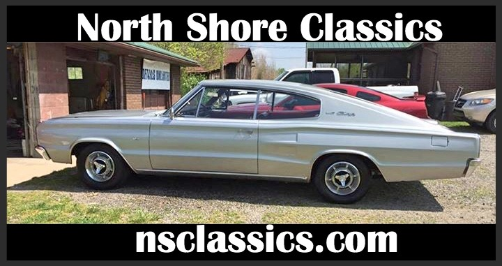 Used 1966 Dodge Charger -STUNNING RED INTERIOR- RUNS GREAT-DRIVER QUALITY- | Mundelein, IL
