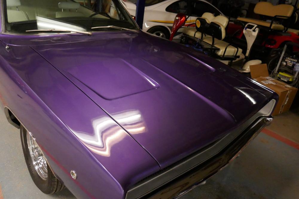 Used 1968 Dodge Charger -Built 440 Engine-CALIFORNIA/ARIZONA-Plum Crazy Purple- | Mundelein, IL