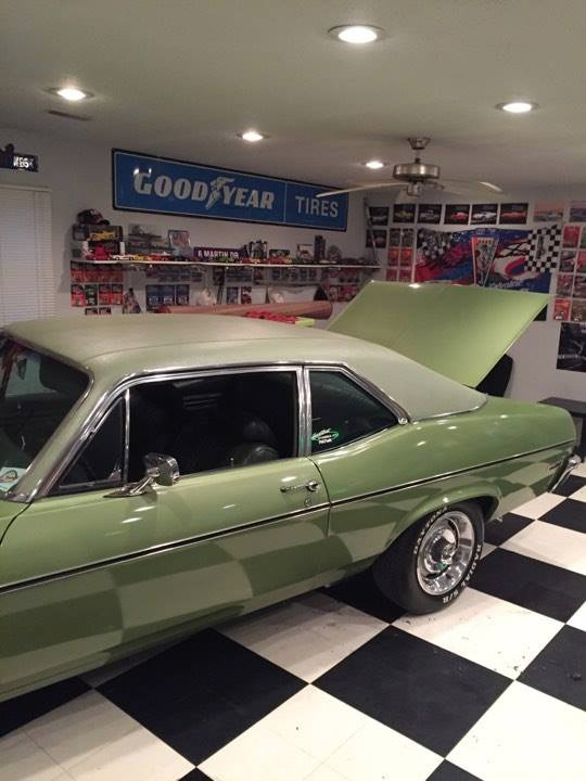 Used 1972 Chevrolet Nova -ONE REPAINT- NUMBERS MATCHING- | Mundelein, IL