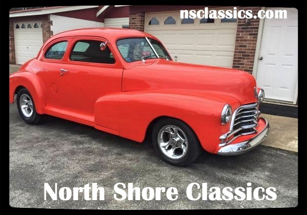 Used 1946 Chevrolet Hot Rod / Street Rod -BUSINESS COUPE -COMPLETE FRAME OFF RESTORATION- | Mundelein, IL