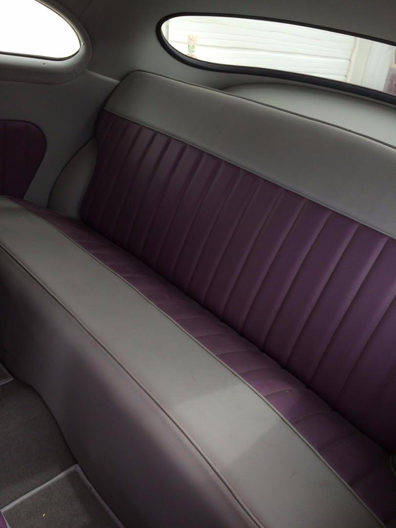 1949 Mercury Coupe Chopped 2 Door With Custom Interior