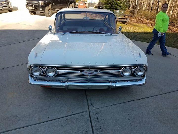 Used 1960 Chevrolet Bel Air -2DOOR POST CAR-FRESH 350- NEW COPPER INTERIOR-   Mundelein, IL