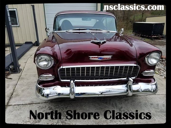 Used 1955 Chevrolet 210 -350/350- SOLID AND CLEAN-SOUTHERN TRI FIVE-NICE PAINT- | Mundelein, IL