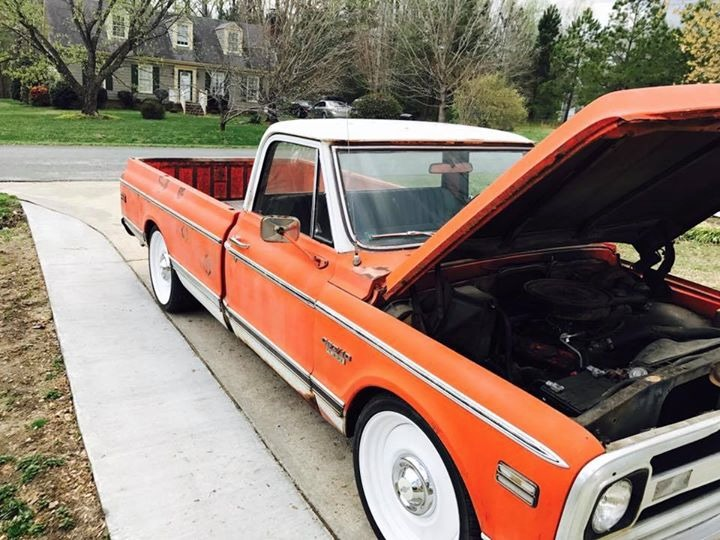 Used 1970 Chevrolet Pickup C10-PATINA PICKUP- CUSTOM SPORTS TRUCK- | Mundelein, IL