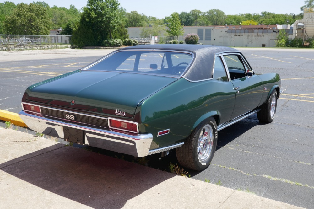 Used 1972 Chevrolet Nova -SS CLONE- 454CI /700R4 - MSD IGNITION- STRAIGHT AND CLEAN-SEE VIDEO- | Mundelein, IL