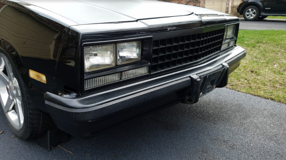 Used 1983 Chevrolet El Camino -LIGHT PROJECT-305/350 AUTO-CUSTOM FLAMES- | Mundelein, IL
