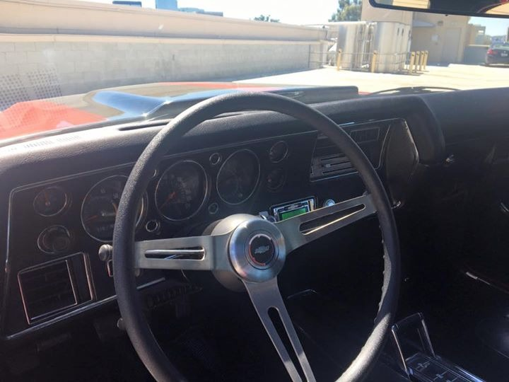Used 1971 Chevrolet Chevelle -CALIFORNIA CLASSIC-FACTORY BUCKET SEATS- SOLID CAR | Mundelein, IL