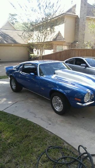 Used 1970 Chevrolet Camaro -SPLIT BUMBER-383 STROKER V8-CRAGER WHEELS- | Mundelein, IL