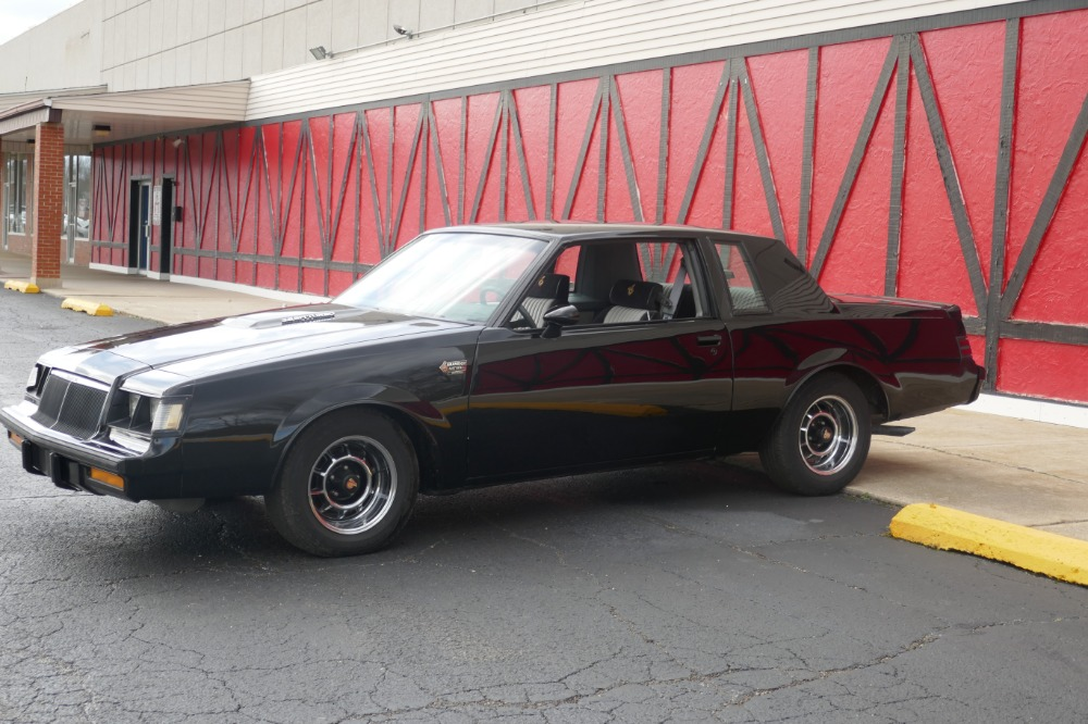 Used 1986 Buick Grand National -NEWER BLACK PAINT-3.8 TURBO-VERY SLICK & FAST- | Mundelein, IL