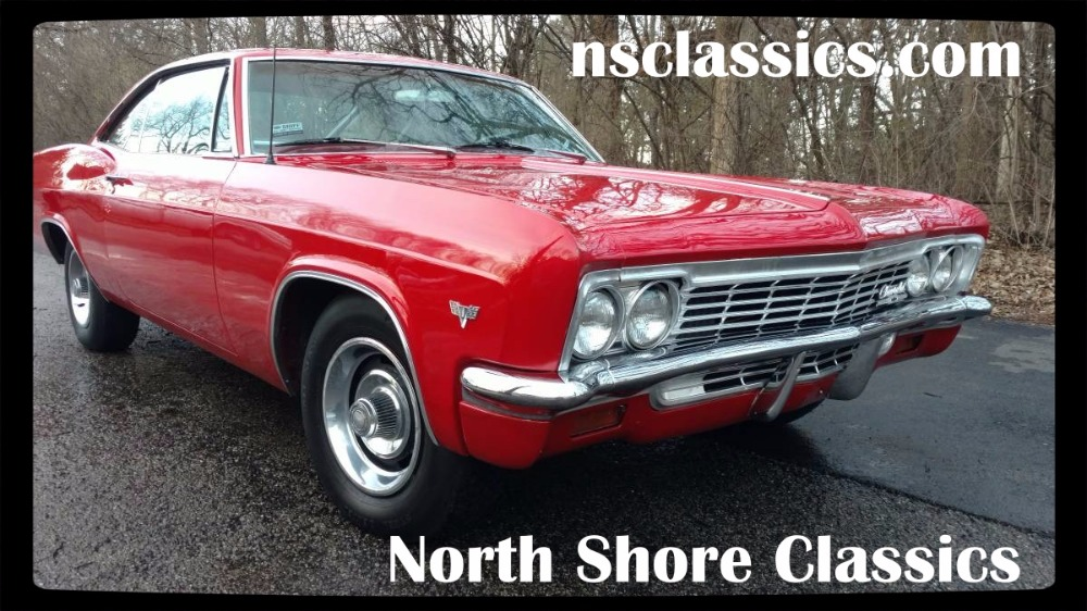 Used 1966 Chevrolet Impala -DAILY SUMMER CRUISER- TURN KEY CLASSIC- | Mundelein, IL