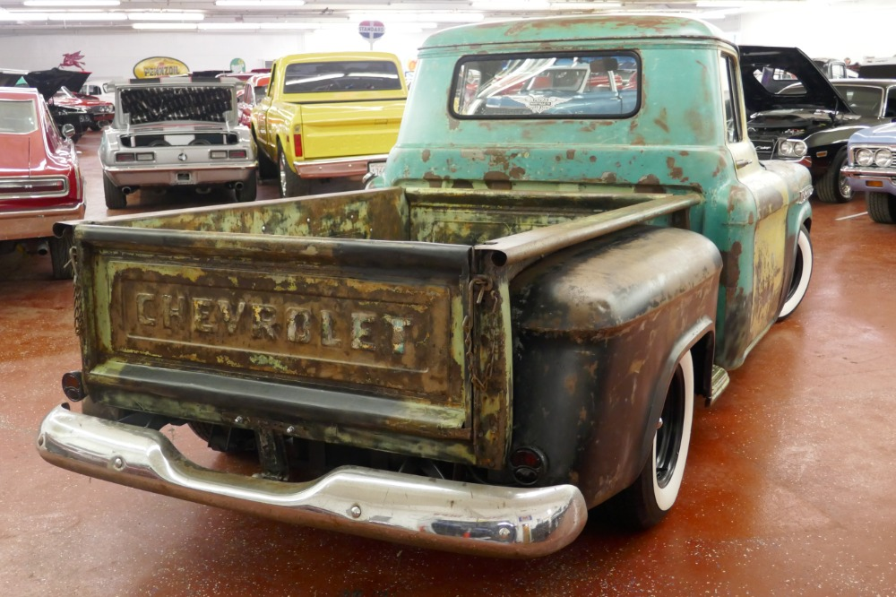 Used 1959 Chevrolet Apache -RAT ROD PATINA TENNESSEE CUSTOM RARE PICK UP-SEE VIDEO | Mundelein, IL