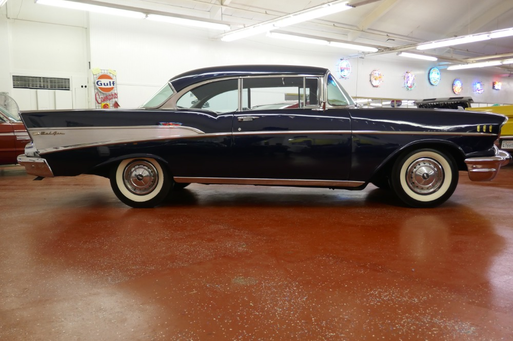 Used 1957 Chevrolet Bel Air -PRICED TO SELL-MINT CONDITION TRI FIVE-ORIGINAL-ICONIC CLASSIC-SEE VIDEO | Mundelein, IL