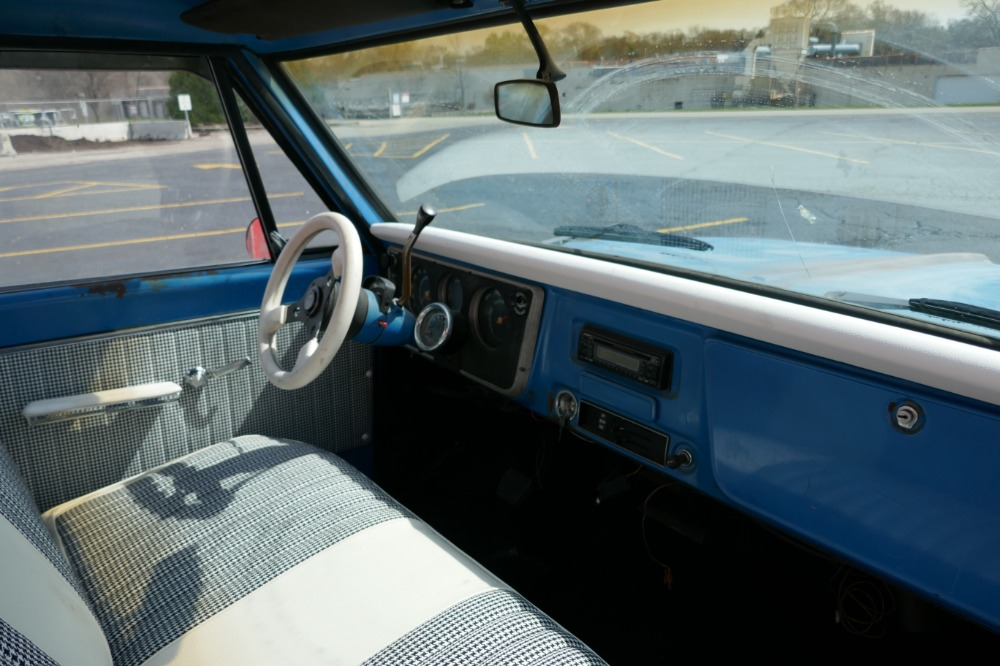 Used 1968 Chevrolet C10 -PATINA PICK UP FROM NORTH CAROLINA-AFFORDABLE-SEE VIDEO - | Mundelein, IL