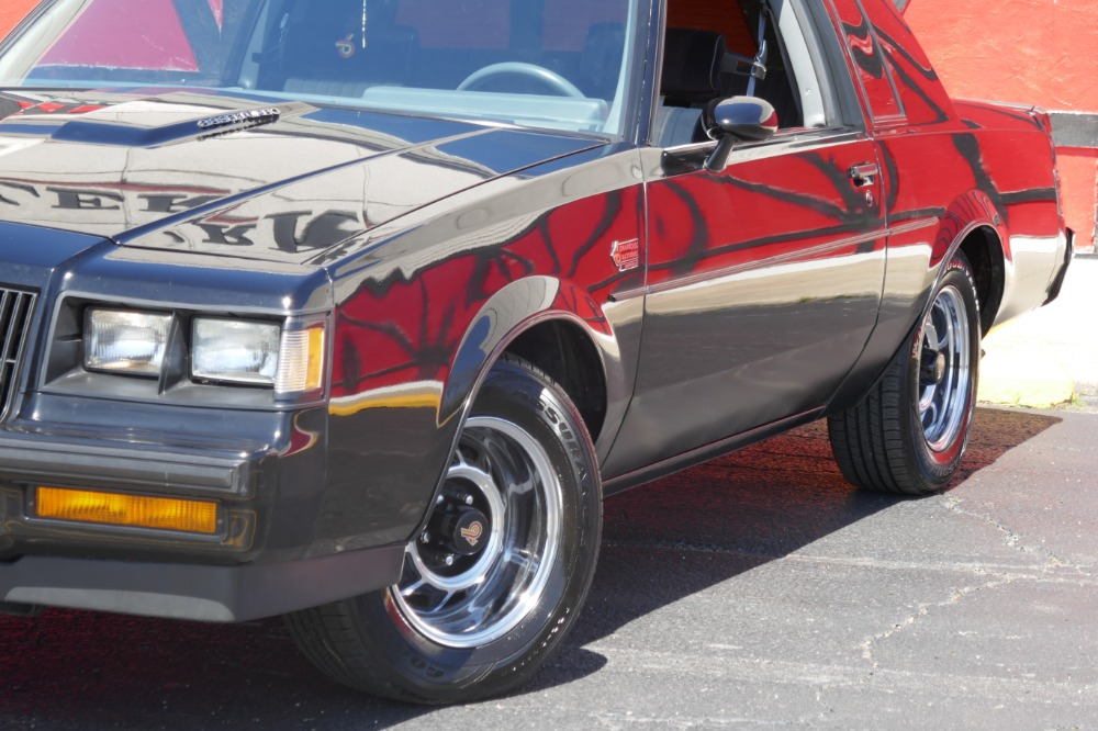 Used 1987 Buick Grand National -PRICED TO SELL-MINT Only 14K Miles-Tons of options-SEE VIDEO | Mundelein, IL