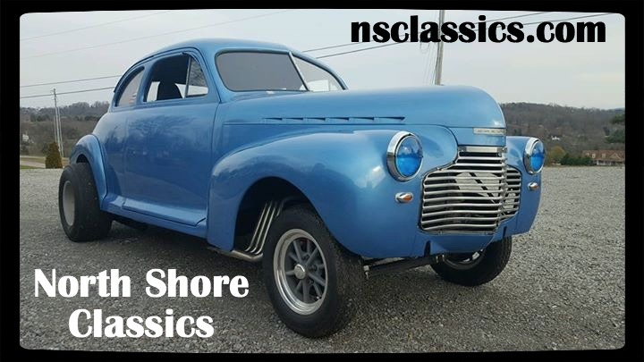 Used 1941 Chevrolet Hot Rod / Street Rod - GASSER- BUILT DRAG CAR- STREET OR STRIP- | Mundelein, IL