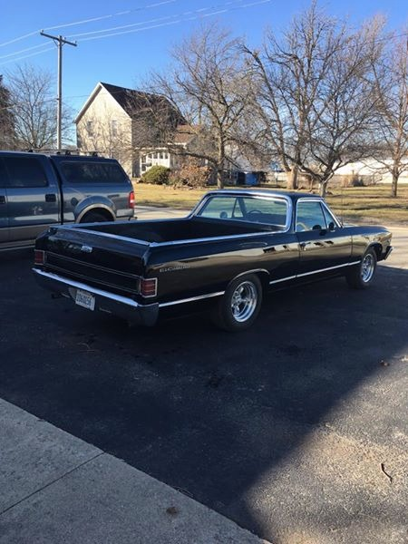 Used 1967 Chevrolet El Camino -FRESH 454 BORED 30 OVER- | Mundelein, IL