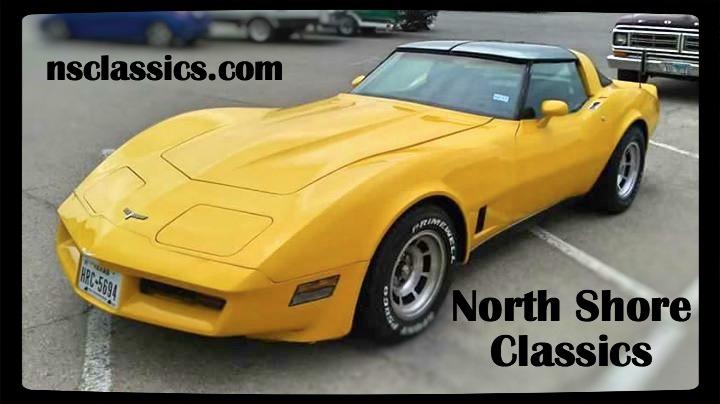 Used 1980 Chevrolet Corvette -NICE DRIVING VETTE- AFFORDABLE- | Mundelein, IL