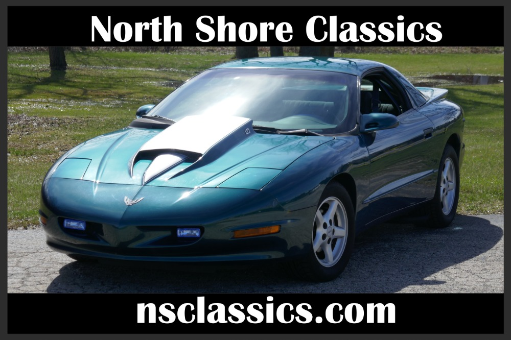 Used 1997 Pontiac Firebird -FORMULA- SUPERCHARGED LT-1 VORTEC- HIGHLY MODIFIED- SEE VIDEO | Mundelein, IL