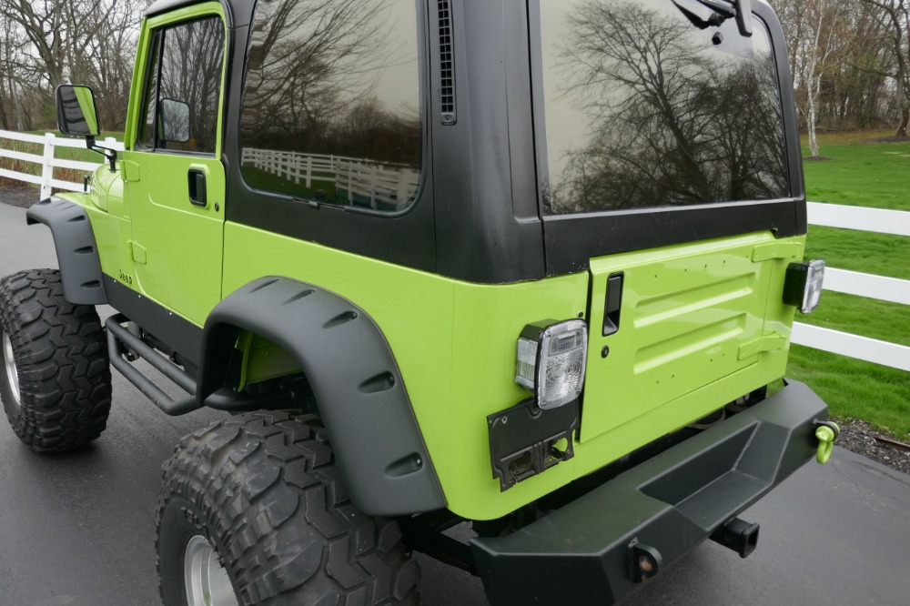 Used 1993 Jeep Wrangler -4X4 YJ GRAVE DIGGER JR-LIFTED-BIG LITTLE TRUCK-SEE VIDEO-   Mundelein, IL