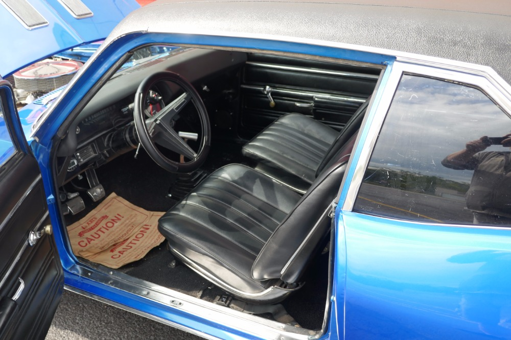 Used 1968 Chevrolet Nova -WOW BIG BLOCK 4-SPEED-SEE VIDEO- | Mundelein, IL