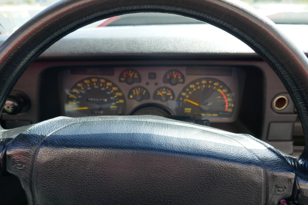 Used 1992 Chevrolet Camaro -RS-CONVERTIBLE WITH NEW RED PAINT-305 V8- | Mundelein, IL