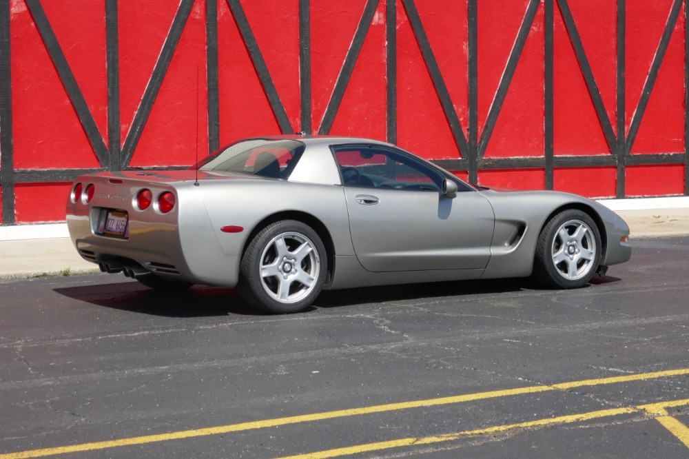 Used 1999 Chevrolet Corvette -PRICE DROP-31K ORIGINAL MILES-6-SPEED MANUAL-RARE W/ FIXED ROOF-VIDEO | Mundelein, IL