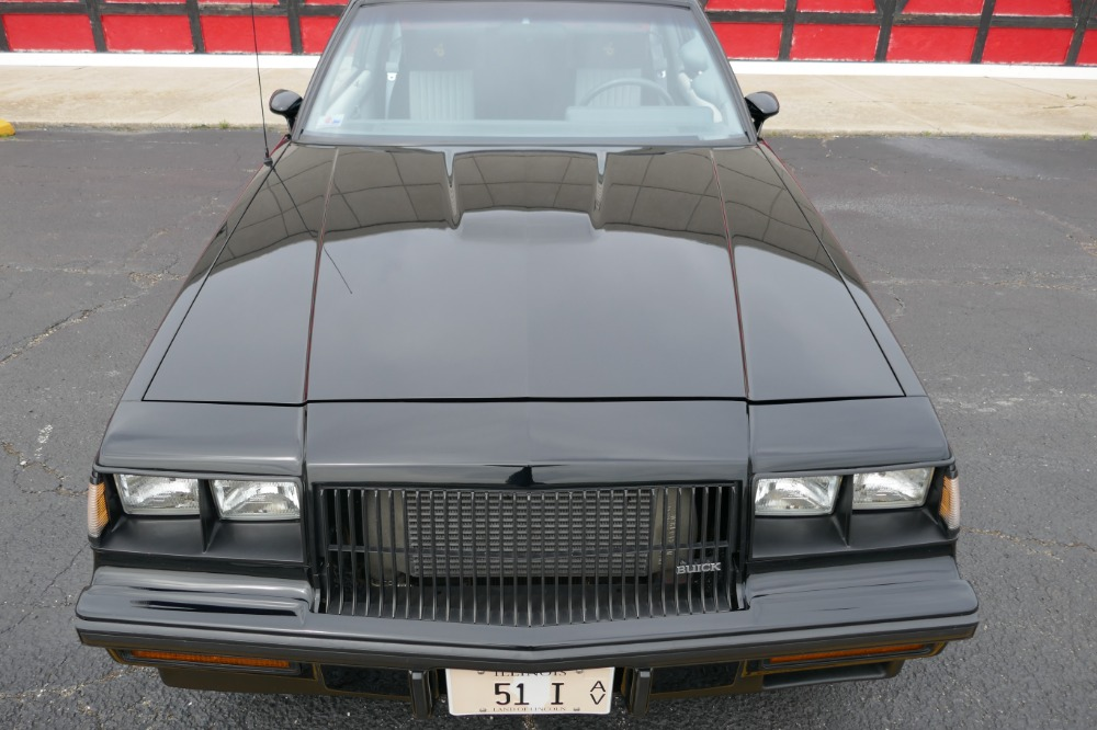 Used 1987 Buick Grand National -WOW HIGHLY DOCUMENTED 3.8L TURBO V8- VERY CLEAN- SEE VIDEO | Mundelein, IL