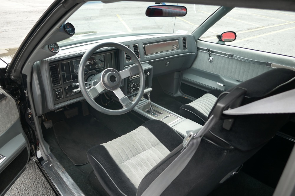 Used 1987 Buick Grand National -WOW HIGHLY DOCUMENTED 3.8L TURBO V8- VERY CLEAN- SEE VIDEO   Mundelein, IL