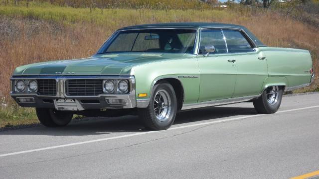 Used 1970 Buick Electra 225-Original Car-Low Miles! | Mundelein, IL