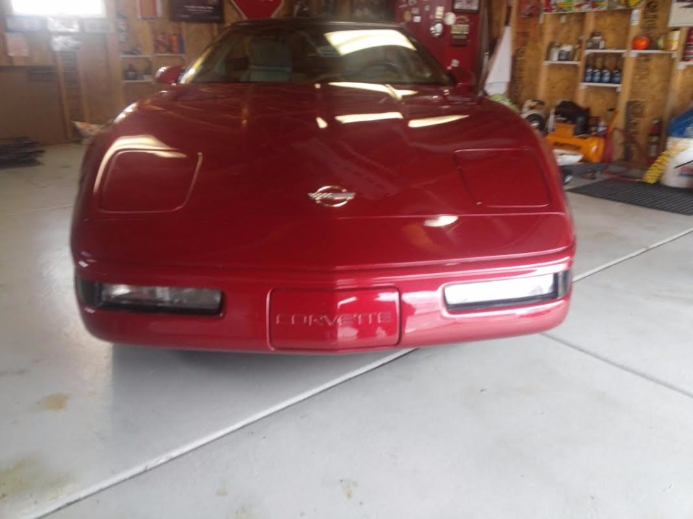 Used 1992 Chevrolet Corvette -350 FUEL INJECTED CLASSIC-POWER SPORT LEATHER SEATS- | Mundelein, IL