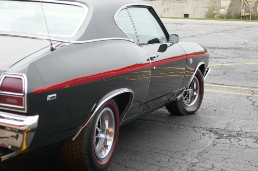 Used 1969 Chevrolet Chevelle -SS396/375Hp-Straight body-High end paint job-SEE VIDEO | Mundelein, IL