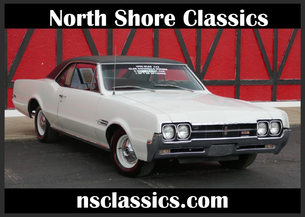Used 1966 Oldsmobile 442 - 1 of 1-Rare Show Quality California- Highly documented Show car-SEE VIDEO   Mundelein, IL