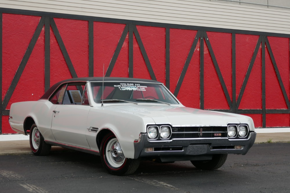 Used 1966 Oldsmobile 442 - 1 of 1-Rare Show Quality California-Highly documented Show car-SEE VIDEO | Mundelein, IL