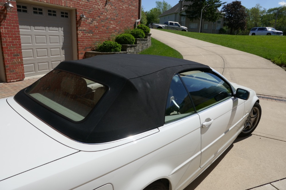 Used 2002 BMW 330CI -PRICED TO SELL-One owner-Low miles-clean convertible-FULLY LOADED Options- | Mundelein, IL