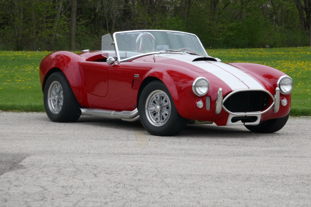 1966 Shelby Cobra Priced To Sell Ac Nice Paint 351 With