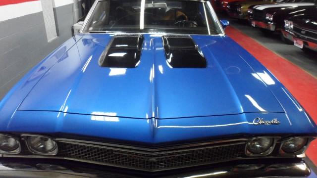 Used 1968 Chevrolet Chevelle Malibu-Convertible-SEE VIDEO | Mundelein, IL