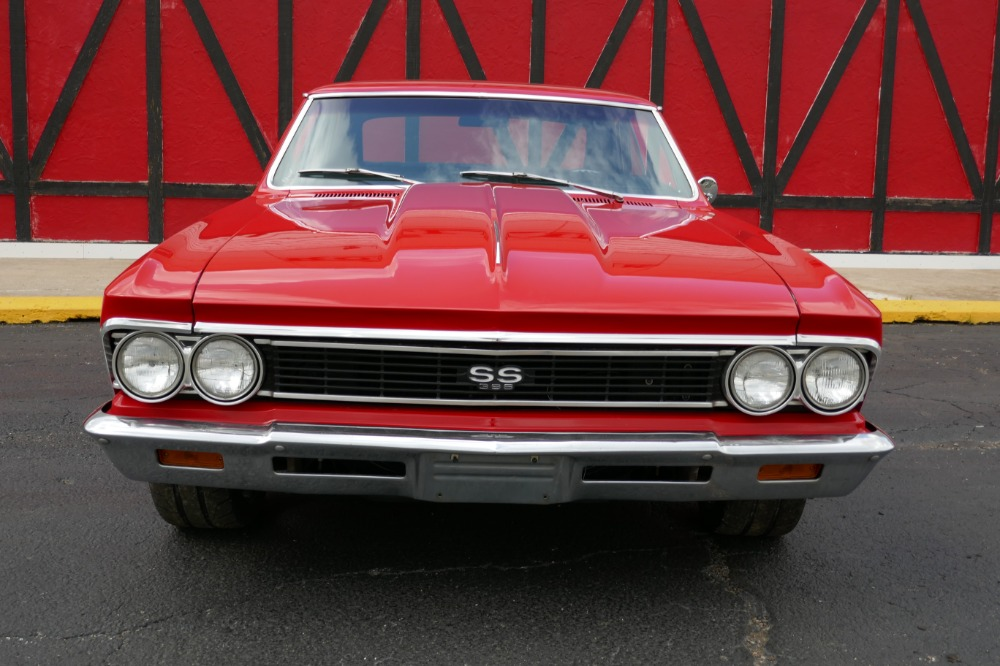 Used 1966 Chevrolet Chevelle -Supercharged 355 super nice paint- Pro touring - SEE VIDEO | Mundelein, IL