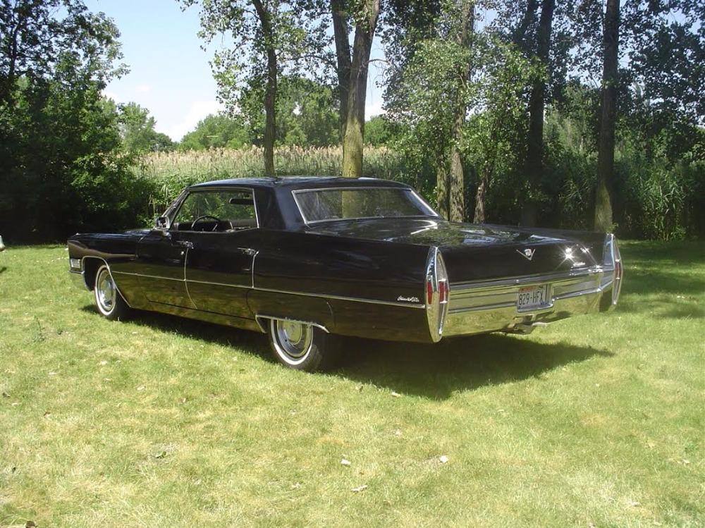 Used 1968 Cadillac Coupe DeVille -SEDAN-472 BIG BLOCK V8- 40k ORIGINAL DOCUMENTED MILES- READY TO RIDE | Mundelein, IL