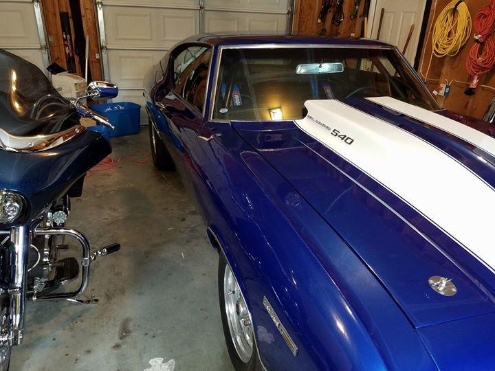 Used 1969 Chevrolet Chevelle -NICE 540 V8 - | Mundelein, IL