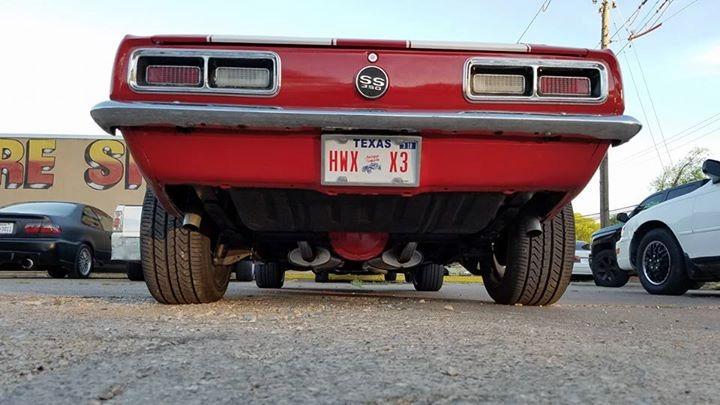 Used 1968 Chevrolet Camaro -350/AUTO-GET IN AND GO | Mundelein, IL