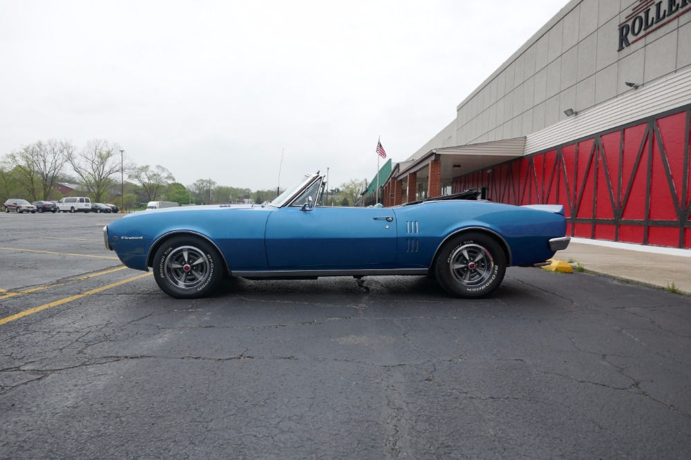 Used 1967 Pontiac Firebird -Convertible Summer fun driver- SEE VIDEO | Mundelein, IL