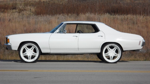 Used 1972 Chevrolet Chevelle DONK!!!!!   Malibu-See Video | Mundelein, IL