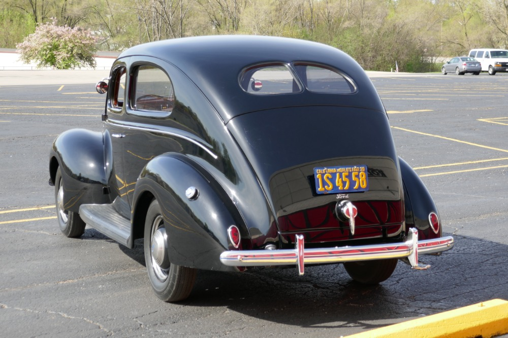 Used 1939 Ford Hot Rod / Street Rod -RESTORED TO ORIGINAL-2 DOOR SEDAN-BLACK BEAUTY- | Mundelein, IL