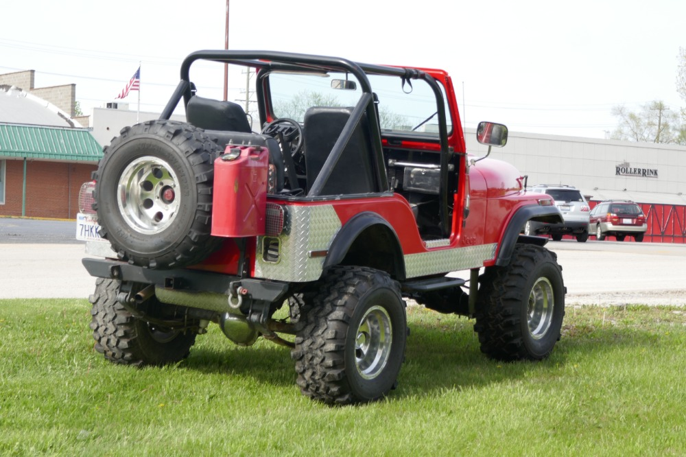 1980 jeep cj5 lifted 4wd great summer cruiser from california stock 48167nsc for sale near. Black Bedroom Furniture Sets. Home Design Ideas