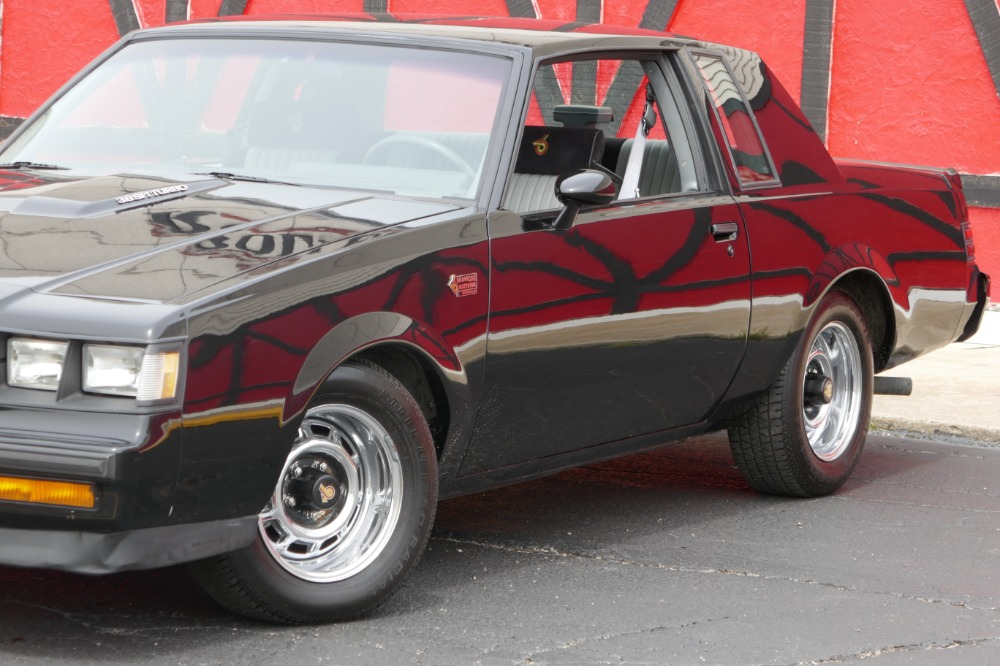 1986 Buick Grand National -PRICED TO SELL-ONE OWNER STOCK GN-LOW 34K ...