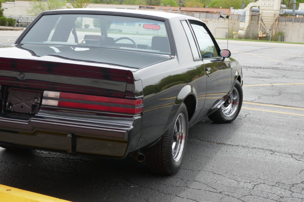 Used 1986 Buick Grand National -PRICED TO SELL-ONE OWNER STOCK GN-LOW 34K MILES-CLEAN CARFAX-SEE VIDEO | Mundelein, IL