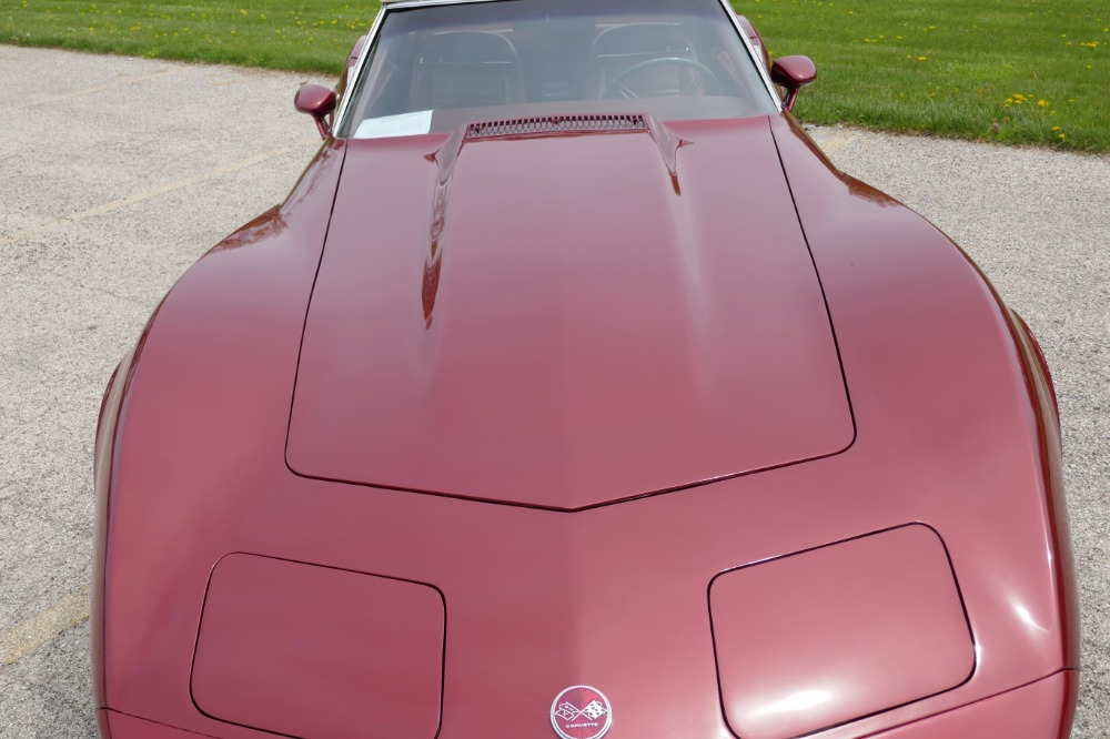 Used 1975 Chevrolet Corvette -PRICE DROP-ORIGINAL-350/350 AUTOMATIC CONVERTIBLE STINGRAY-SEE VIDEO | Mundelein, IL