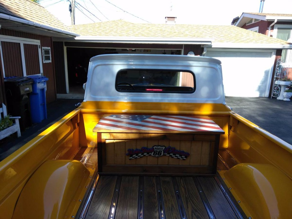 Used 1964 Chevrolet C10 -NICE WOOD BED WITH CUSTOM BOX- 4SPEED- | Mundelein, IL