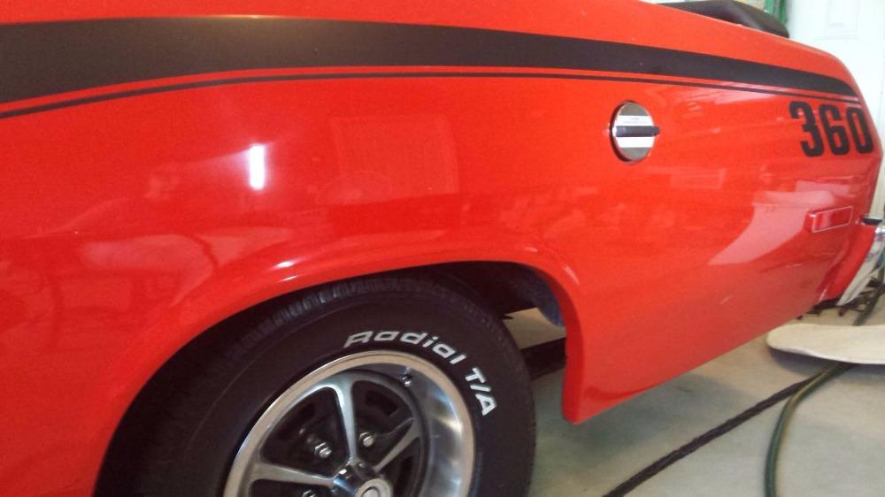 1974 Plymouth Duster Affordable Mopar Fresh Motor Stock