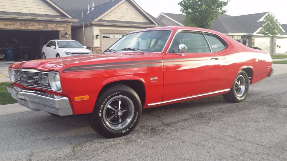 1974 Plymouth Duster -AFFORDABLE MOPAR- FRESH MOTOR- Stock ...